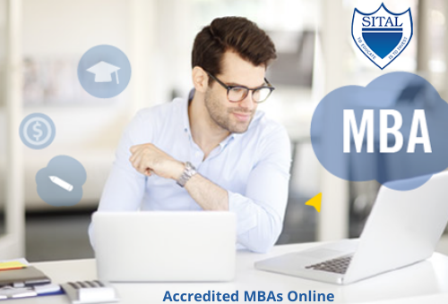 Accredited MBAs online