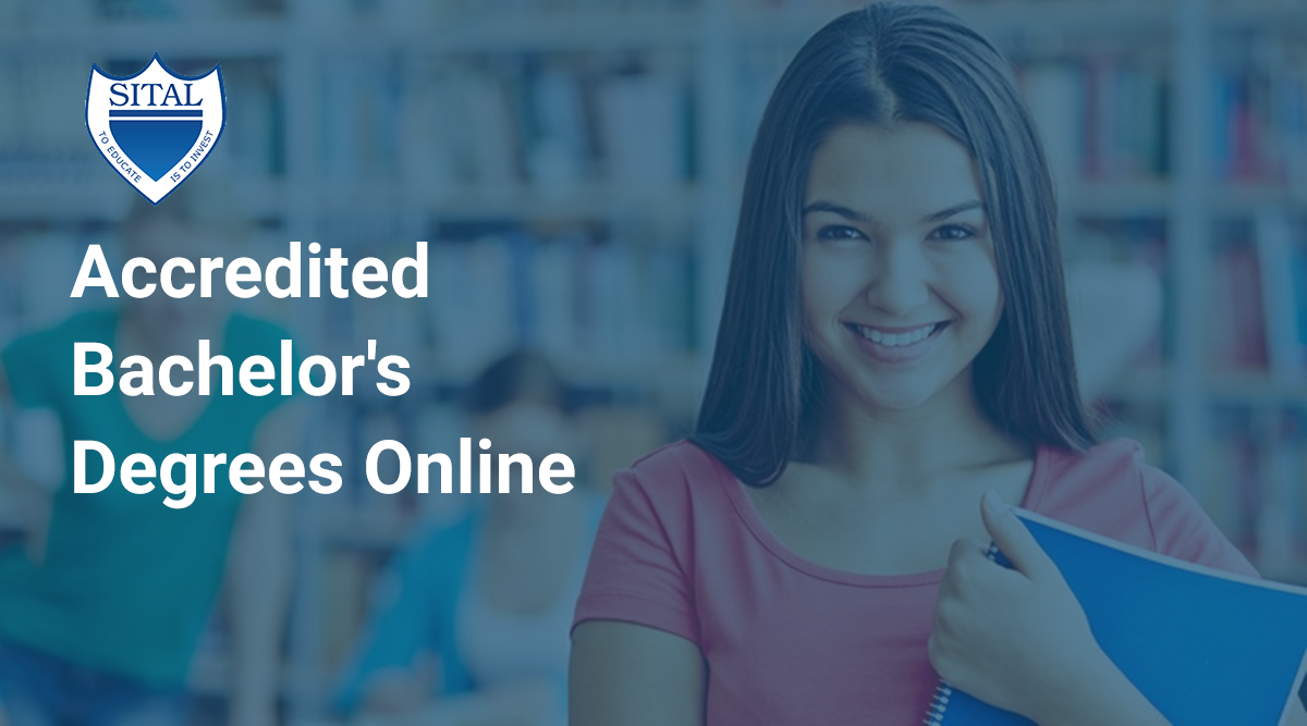accredited bachelor's degrees online