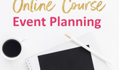 Why you should invest in an online Event planning certificate course?